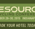 Resource Recycling Magazine: Stay at the center of Resource Recycling Conference 2015